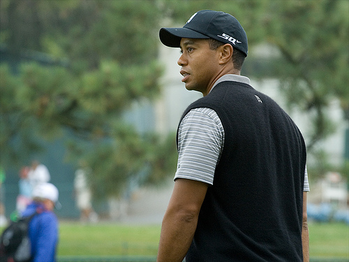 Photo:  Tiger Woods 04
