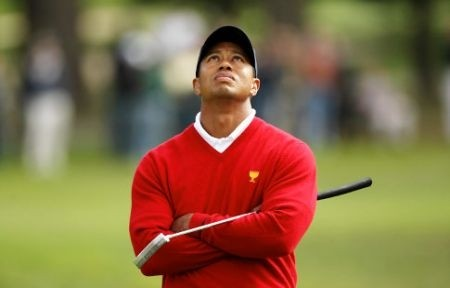Photo:  Tiger Woods 06
