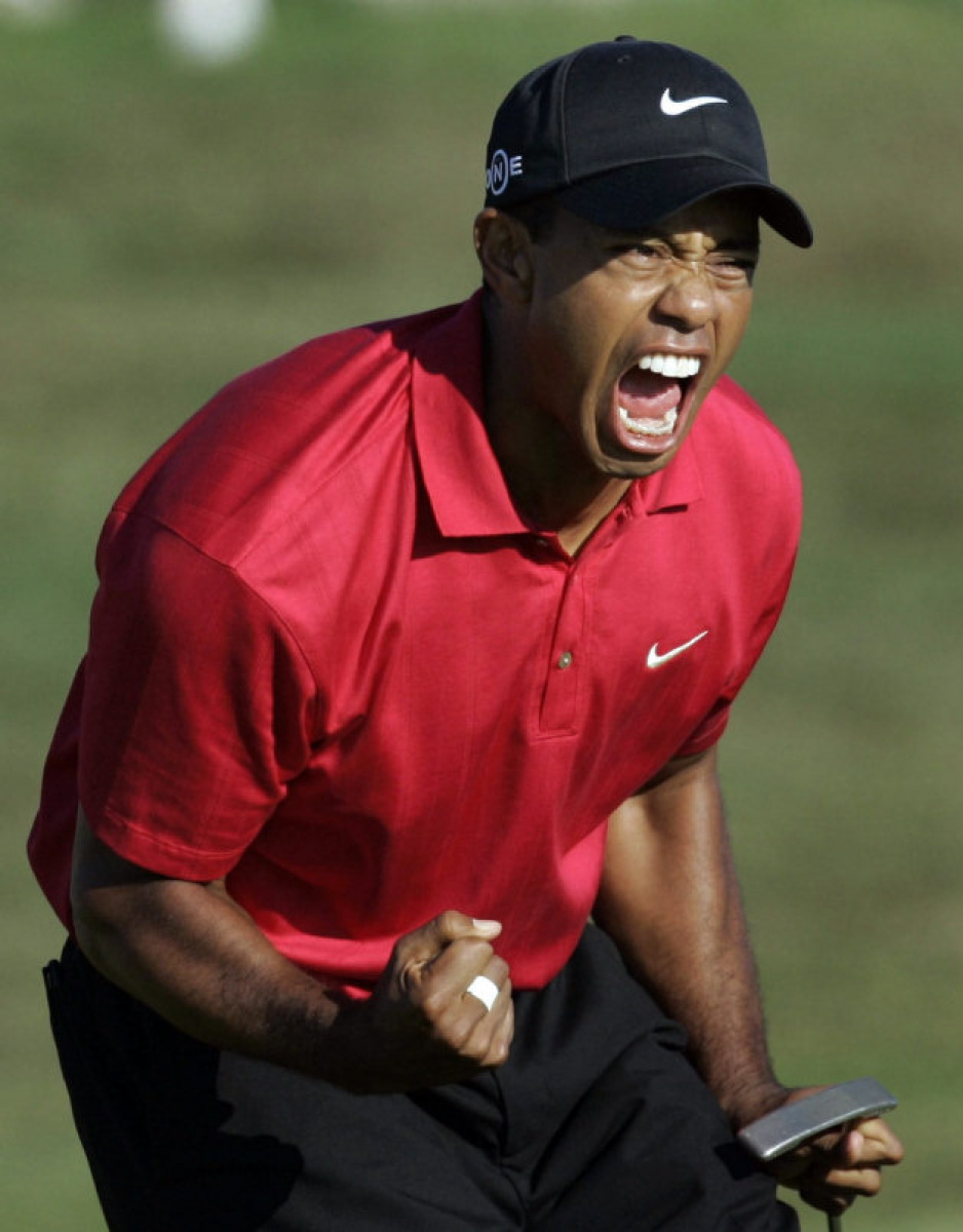 Photo:  Tiger Woods 10