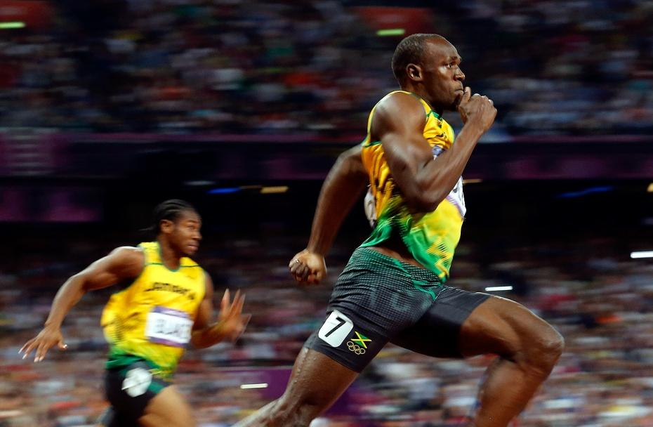 Photo:  Usain Bolt 03