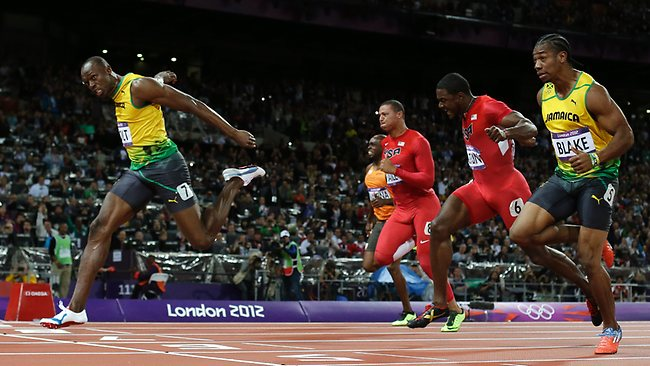 Photo:  Usain Bolt 07