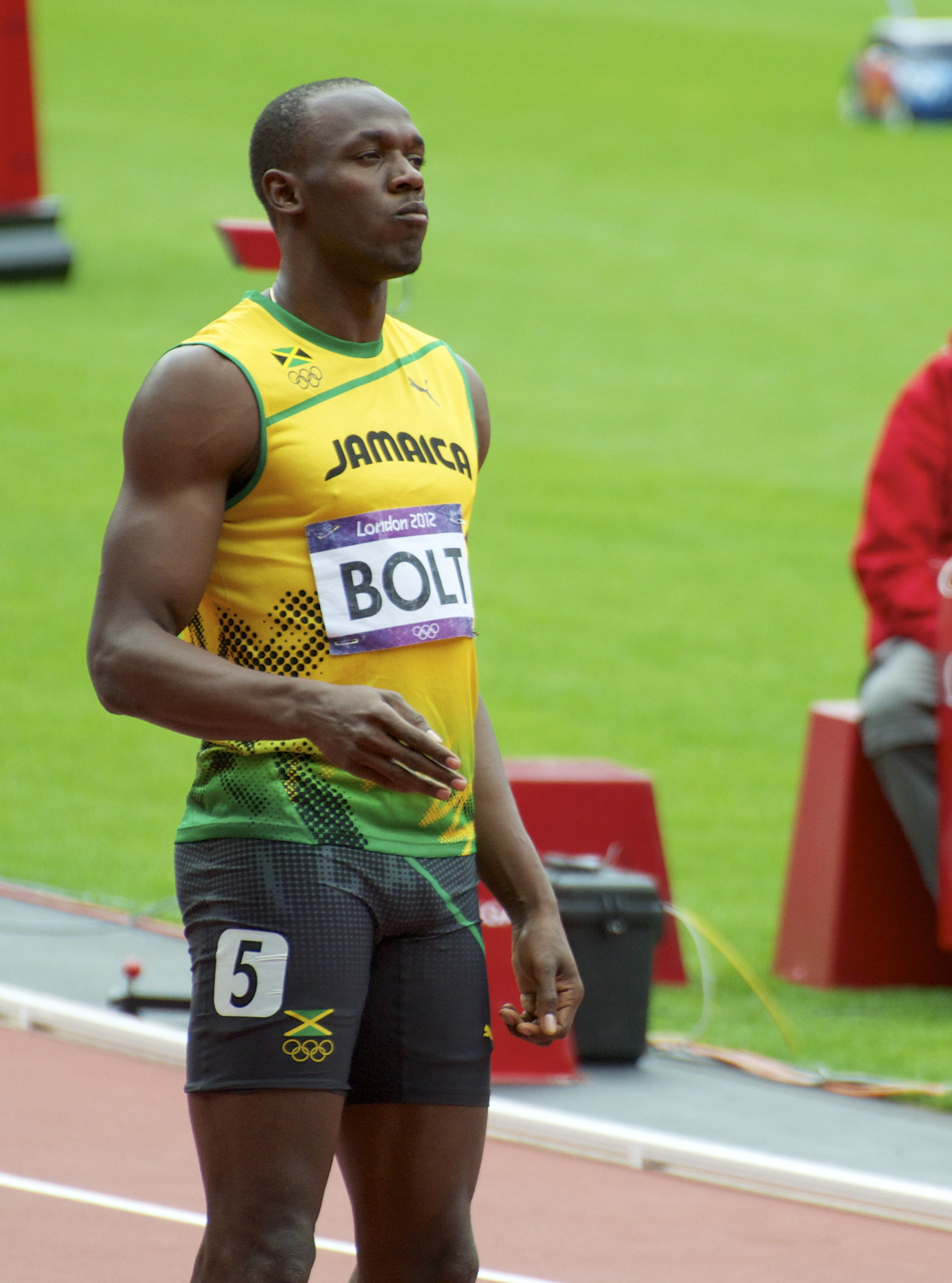 Photo:  Usain Bolt 08