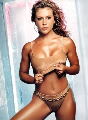 Photo:  Alyssa Milano 03