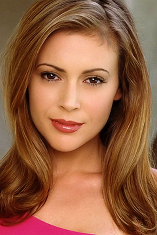 Photo:  Alyssa Milano 04