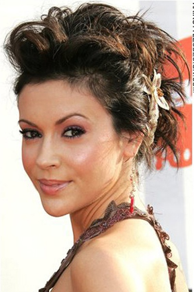 Photo:  Alyssa Milano 07