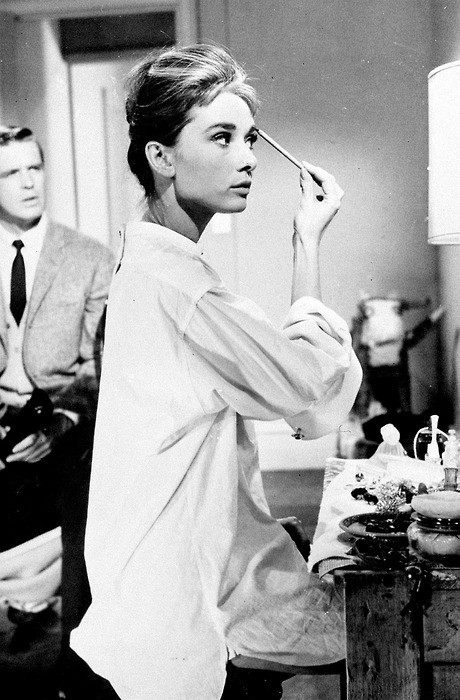 Photo:  Audrey Hepburn as Holly Golighty