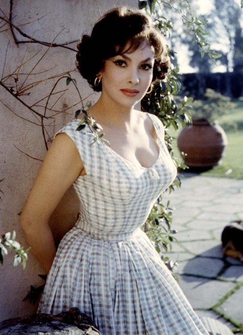 Photo:  Gina Lollobrigida 5