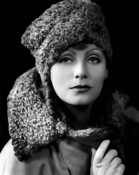 Photo:  Greta Garbo 02