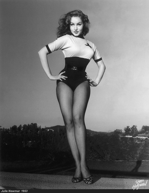 Photo:  Julie Newmar 08