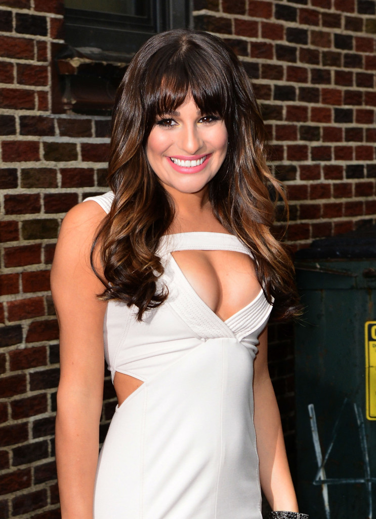 Photo:  Lea Michele 01