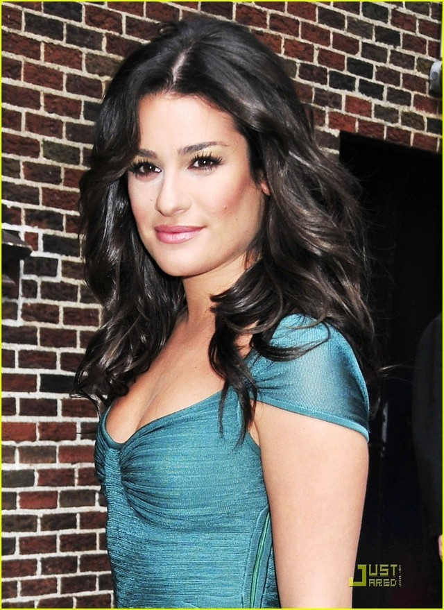 Photo:  Lea Michele 02