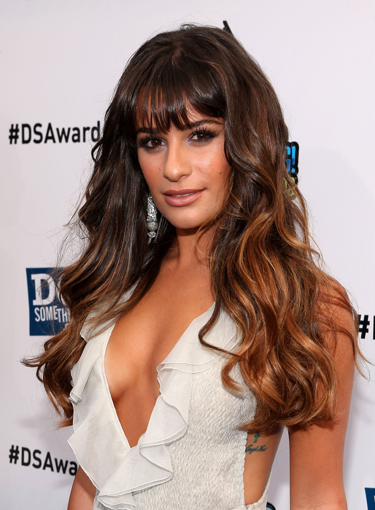 Photo:  Lea Michele 10