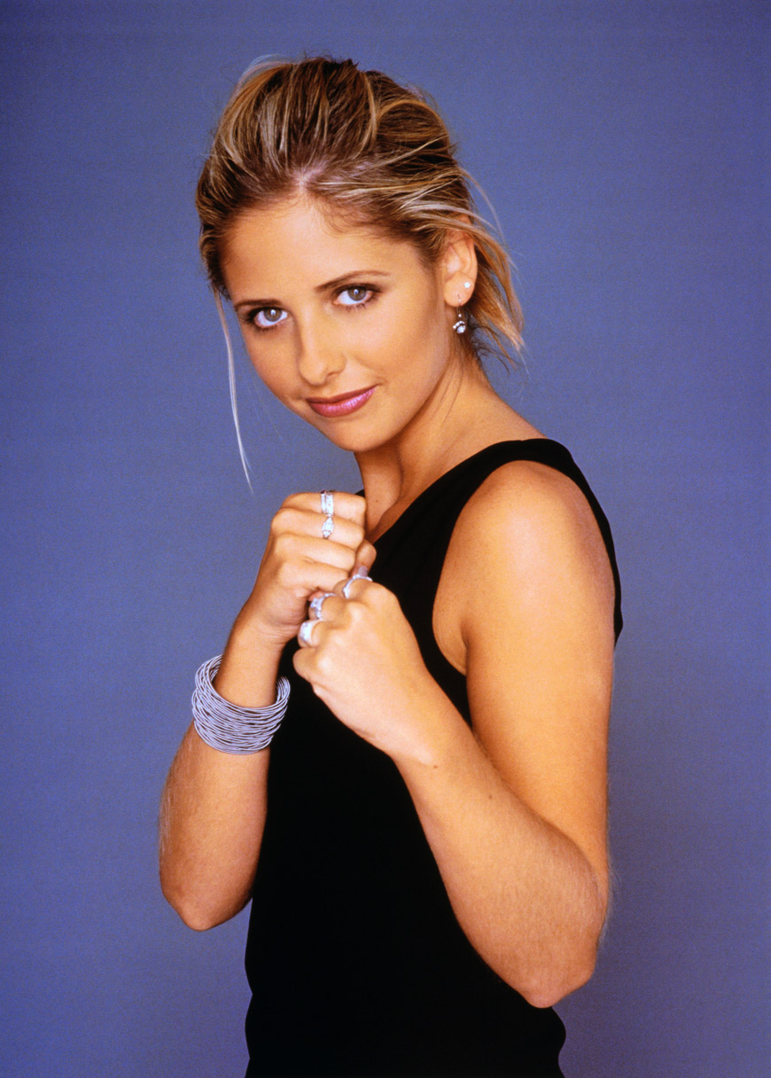 Photo:  Sarah Michelle Gellar 06