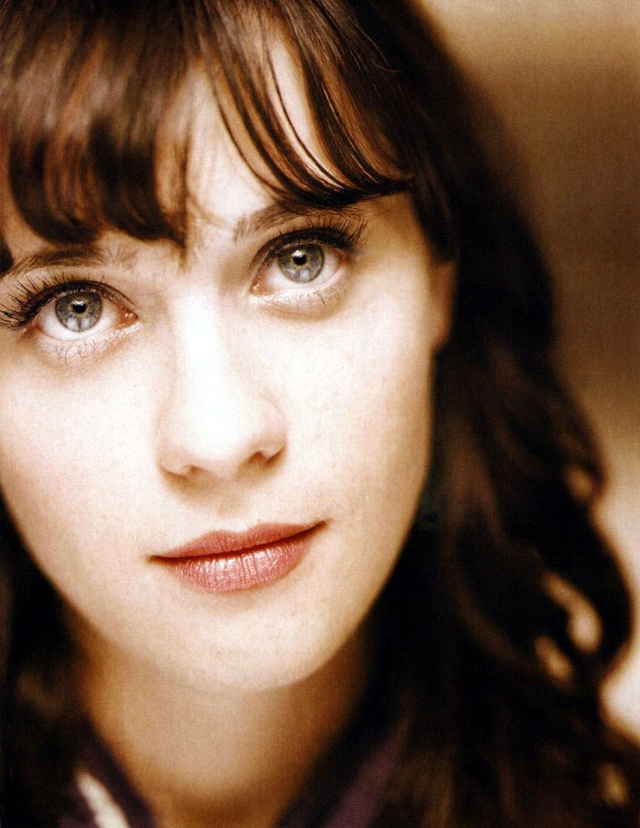 Photo:  Zooey Deschanel 12