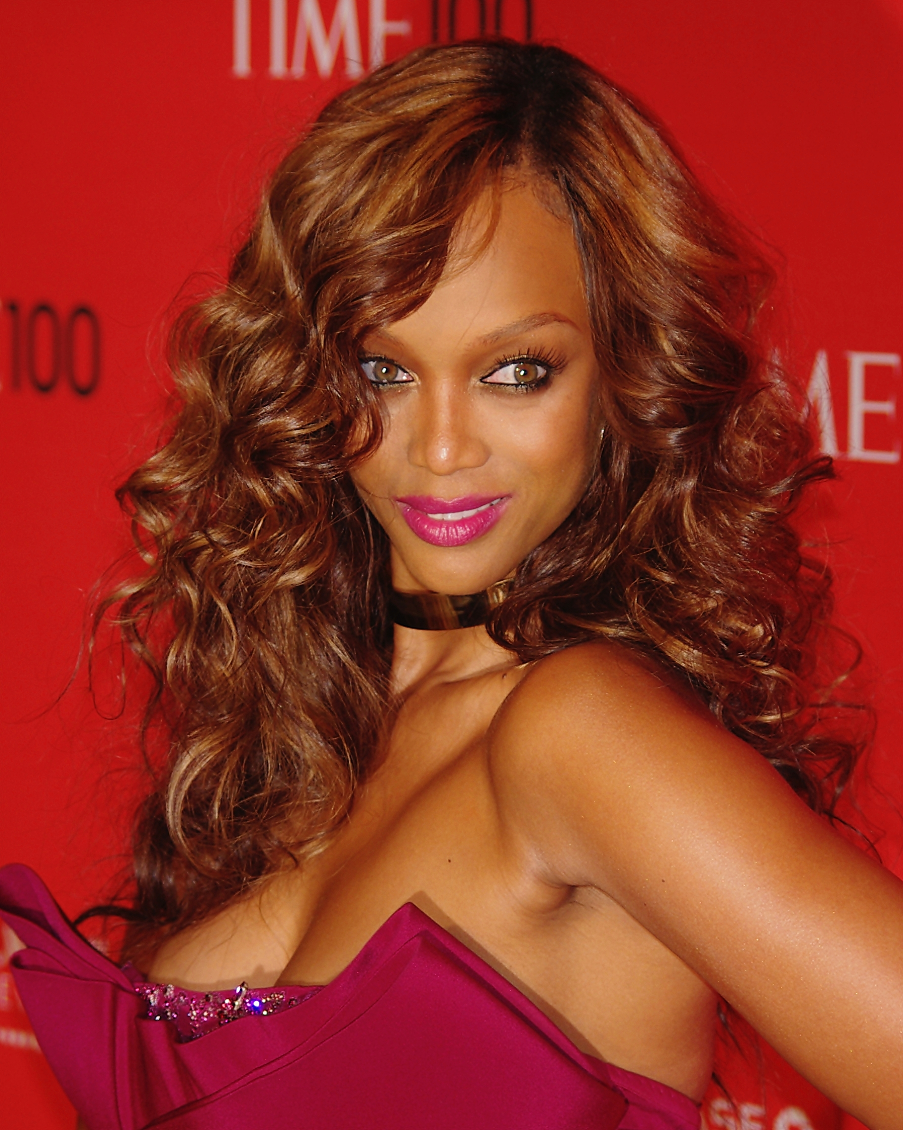 Photo:  Tyra Banks 04