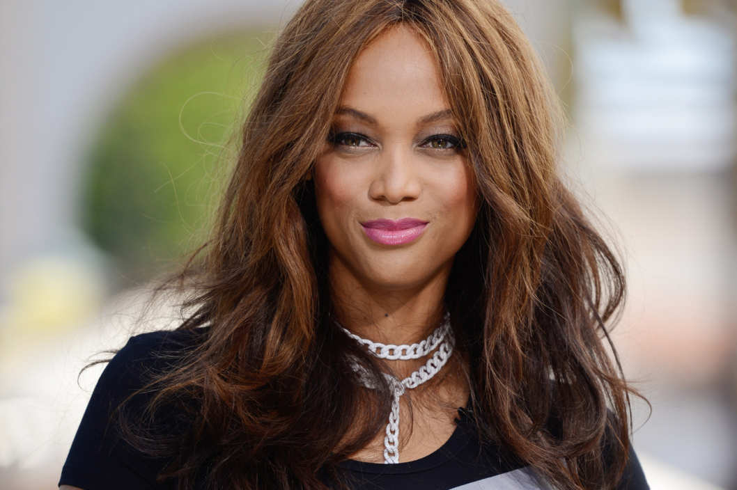 Photo:  Tyra Banks 07