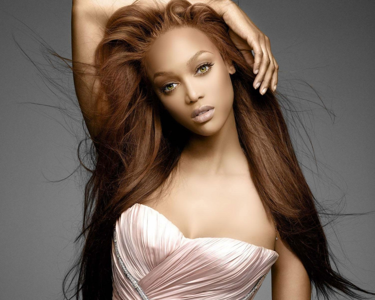 Photo:  Tyra Banks 10