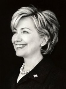 Photo:  Hillary Clinton