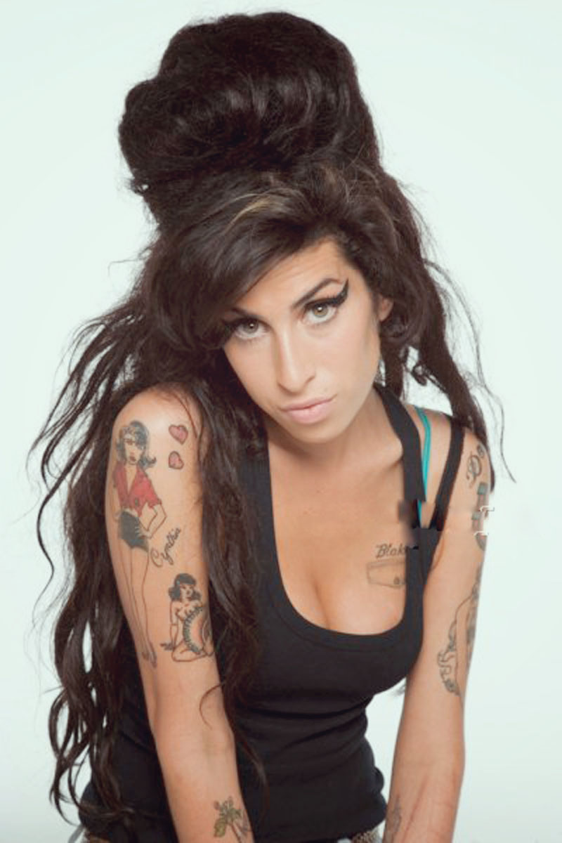 Photo:  Amy Winehouse 03