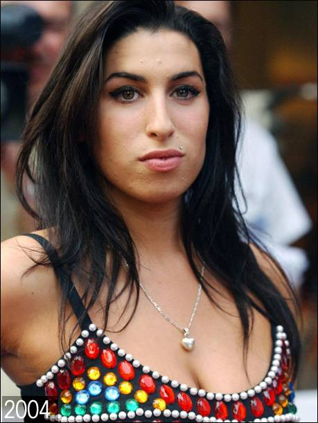 Photo:  Amy Winehouse 06