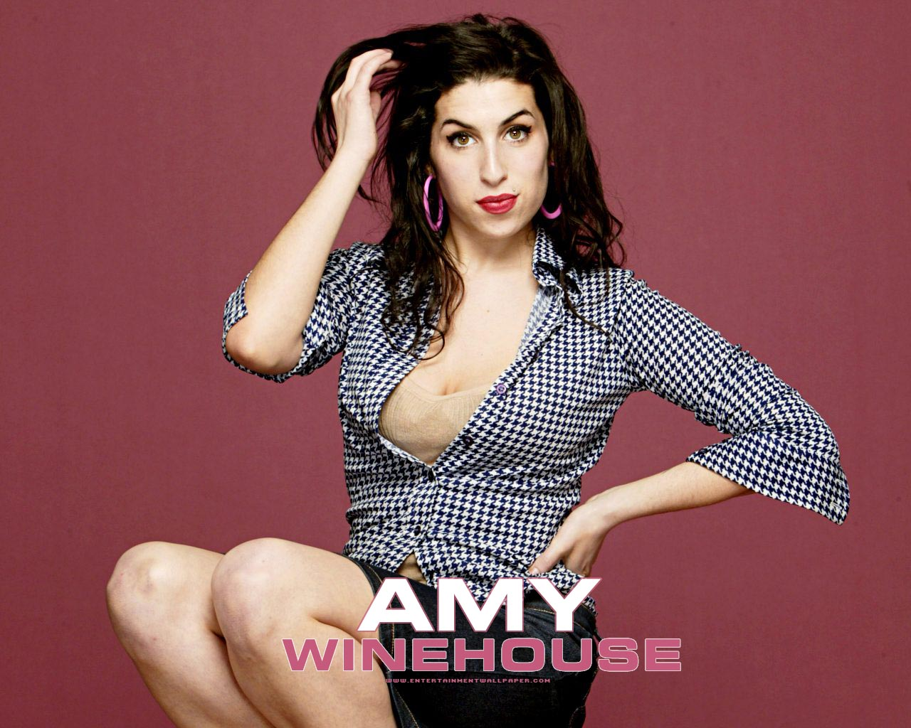 Photo:  Amy Winehouse 10
