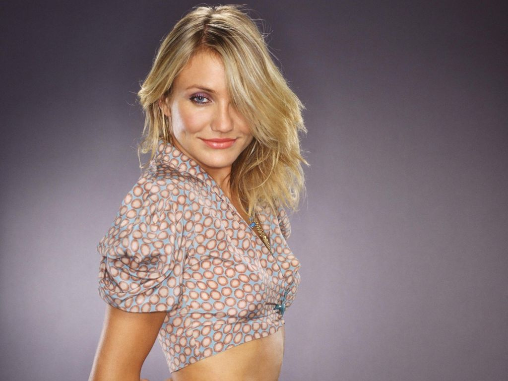 Photo:  Cameron Diaz 10