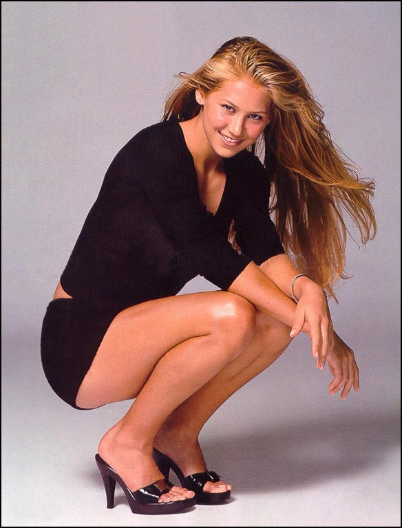 Photo:  Anna Kournikova 01