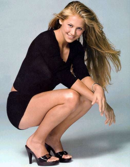 Photo:  Anna Kournikova 10