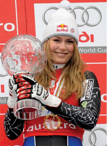 Photo:  Lindsay Vonn 02