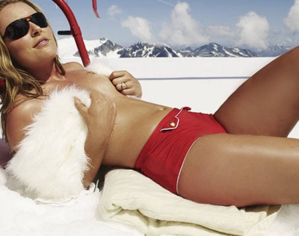 Photo:  Lindsay Vonn 06