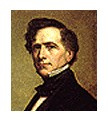 Photo:  Franklin Pierce, 14th President of the United States (1 term)