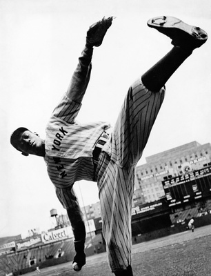 Photo:  Satchel Paige