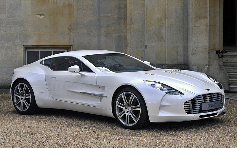 Photo:  Aston Martin One