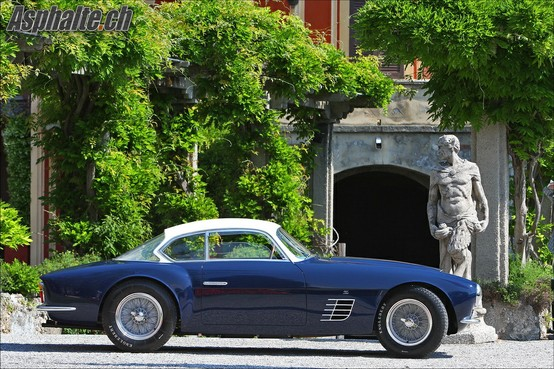Photo:  1956 Ferrari 250 GT (Zagato)