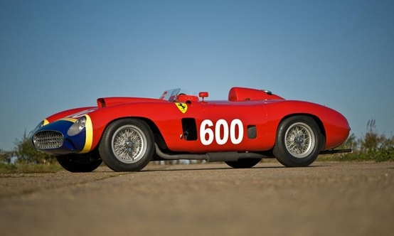Photo:  1956 Ferrari 29MM