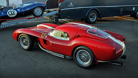 Photo:  1957 Ferrari 250 Testa Rossa
