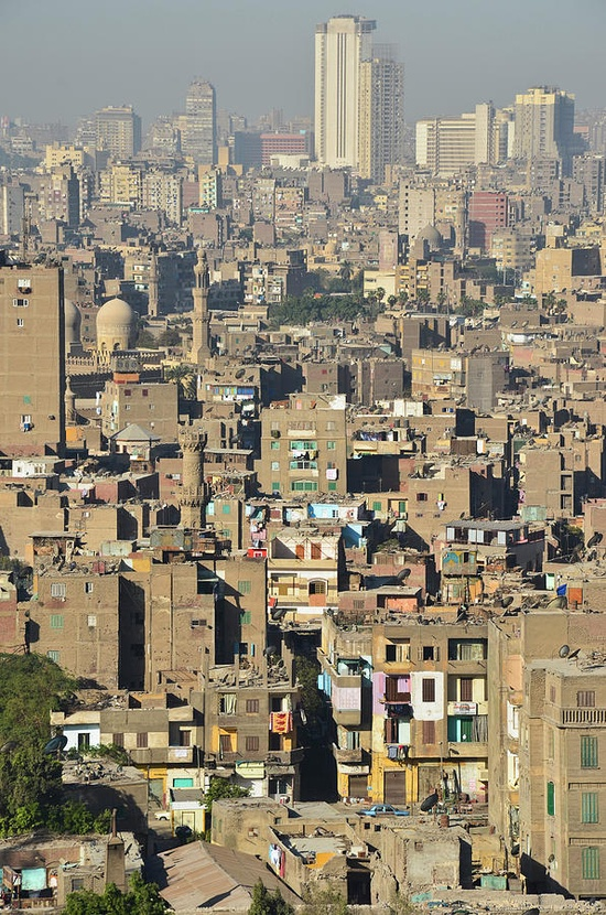 Photo:  Cairo Cityscape
