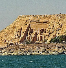 Photo:  EGYPT abu simbel