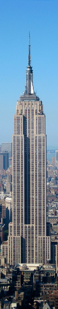 Photo:  NYC. Manhattan. Empire State Building