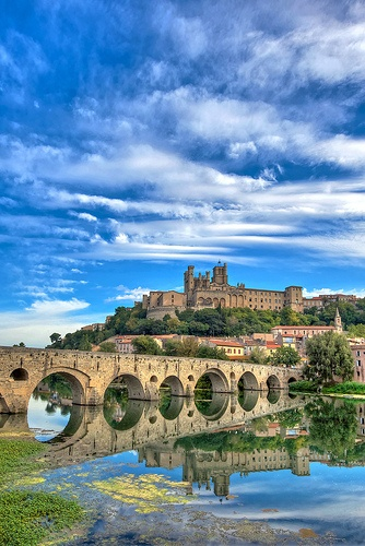 Photo:  Beziers, France