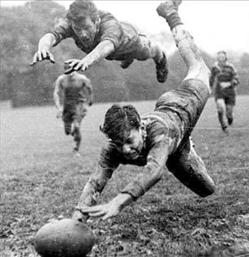 Photo:  Rugby