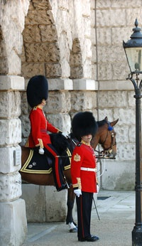 Photo:  Buckingham Palace and the Changing of the Guard