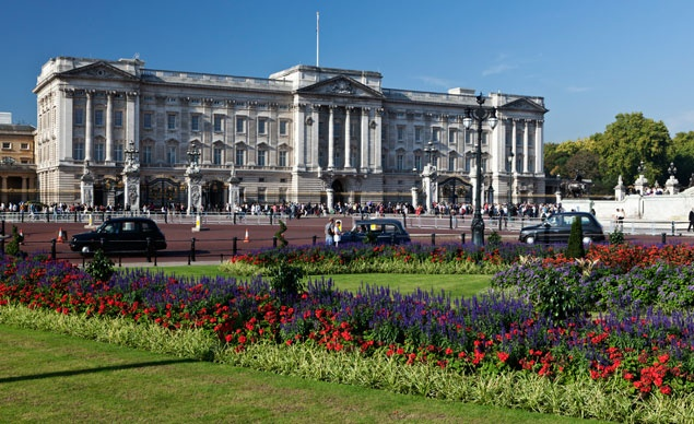Photo:  Buckingham Palace